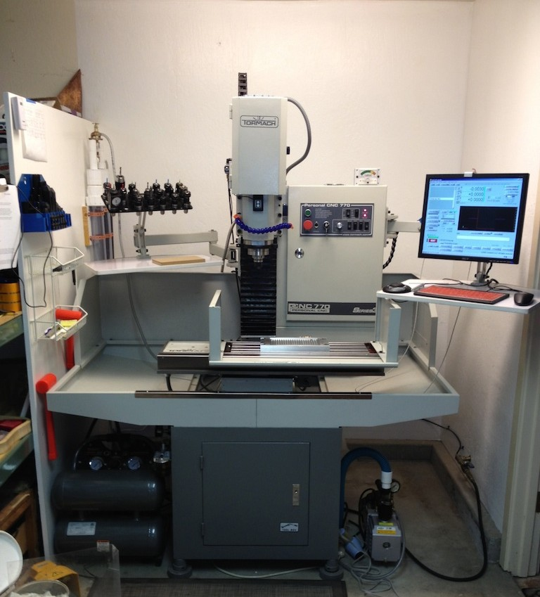 Tormach PCNC 770 | Zulch Laboratories, Inc